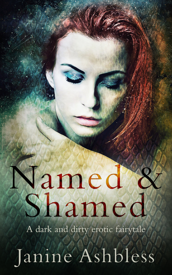 Named and Shamed - A dark and dirty erotic fairy tale - cover