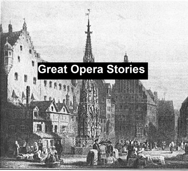 Great Opera Stories - cover