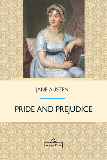 Pride and Prejudice - cover