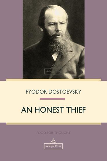 An Honest Thief - cover
