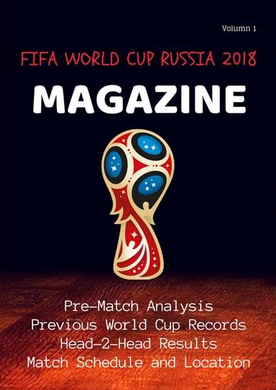 FIFA World Cup Russia 2018 - cover