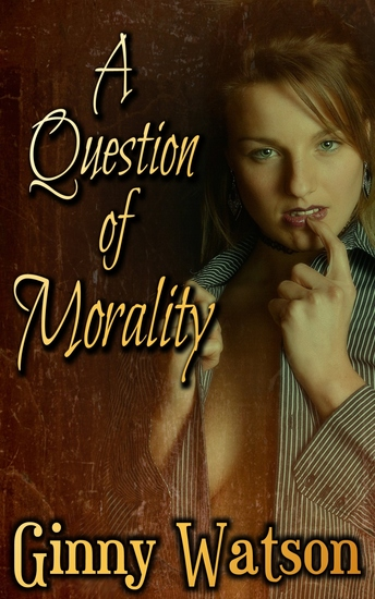 A Question Of Morality - cover