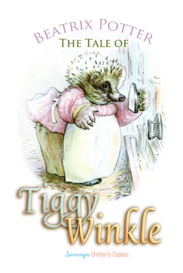 The Tale of Mrs Tiggy-Winkle - cover
