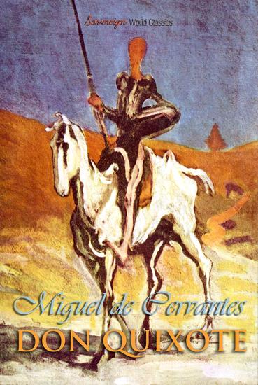 Don Quixote - cover