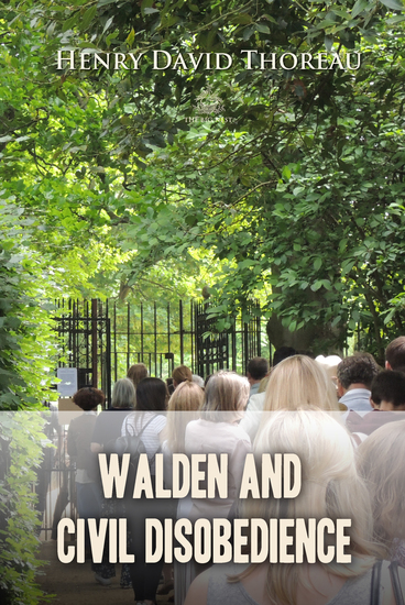 Walden and Civil Disobedience - cover