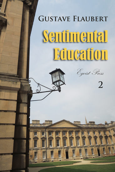 Sentimental Education Volume 2 - cover