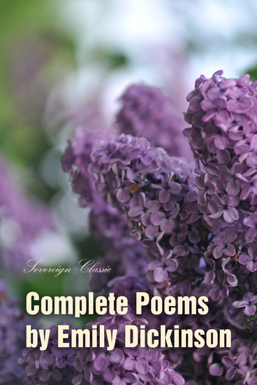 Complete Poems by Emily Dickinson - cover