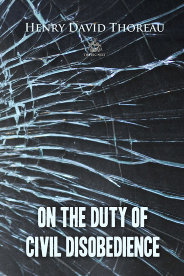 On the Duty of Civil Disobedience - cover