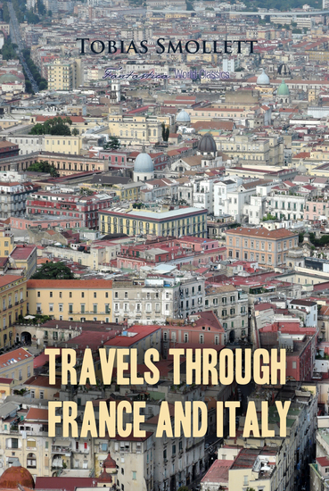 Travels Through France And Italy - cover