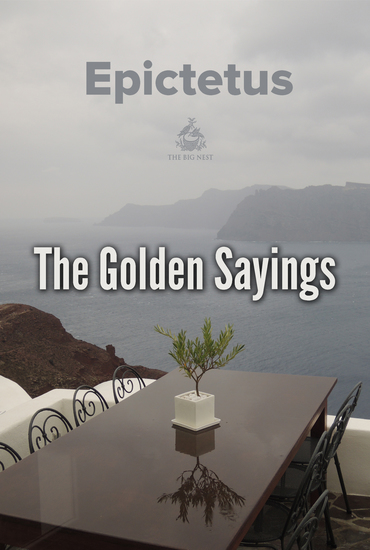 The Golden Sayings - cover