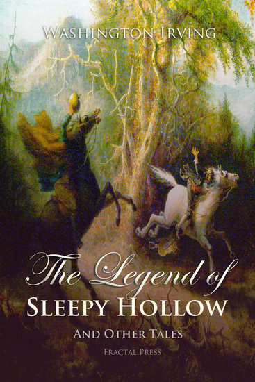 The Legend of Sleepy Hollow and Other Tales - cover