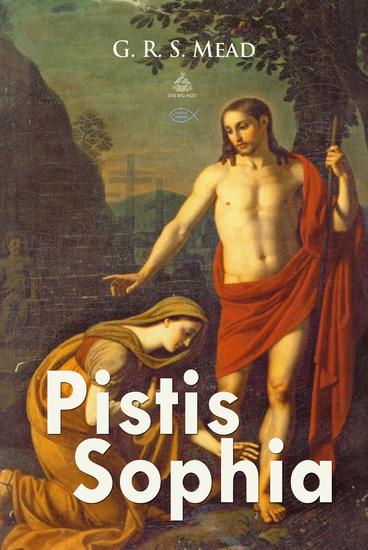 Pistis Sophia - cover