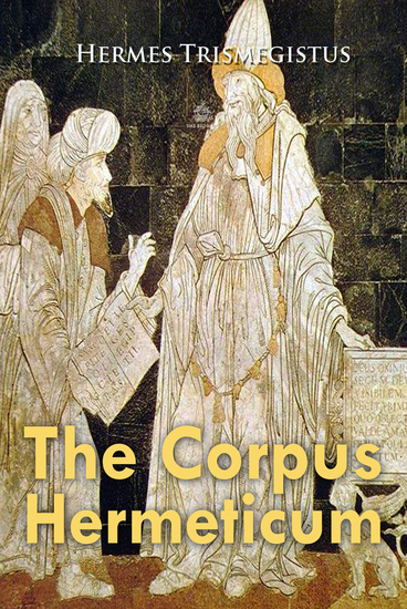 The Corpus Hermeticum - cover