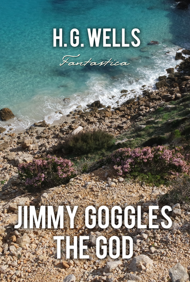 Jimmy Goggles The God - cover