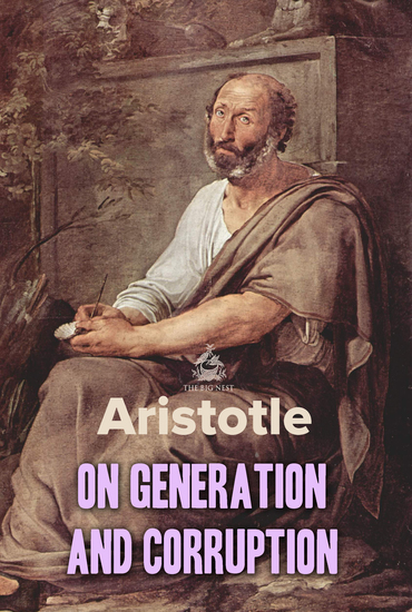 On Generation and Corruption - cover
