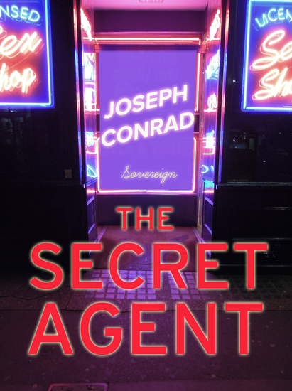 The Secret Agent - cover