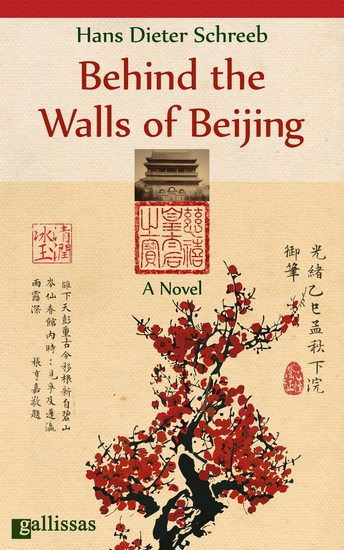 Behind the Walls of Beijing - cover
