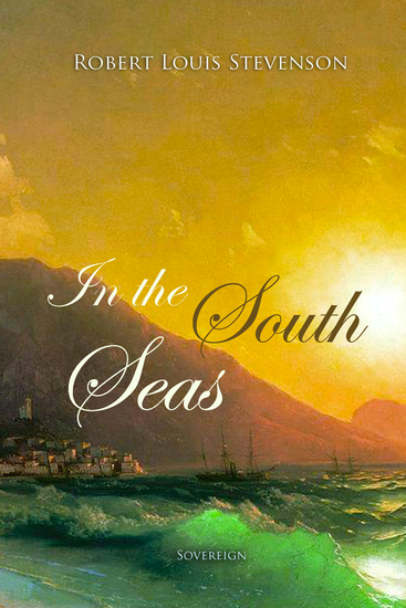 In the South Seas - cover