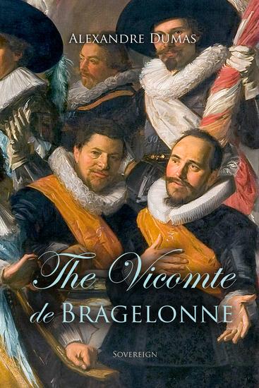 The Vicomte de Bragelonne - cover