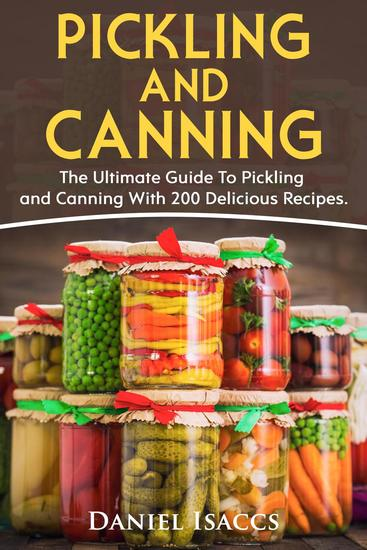 Pickling and Canning - cover