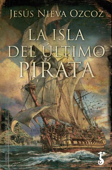La isla del último pirata - cover