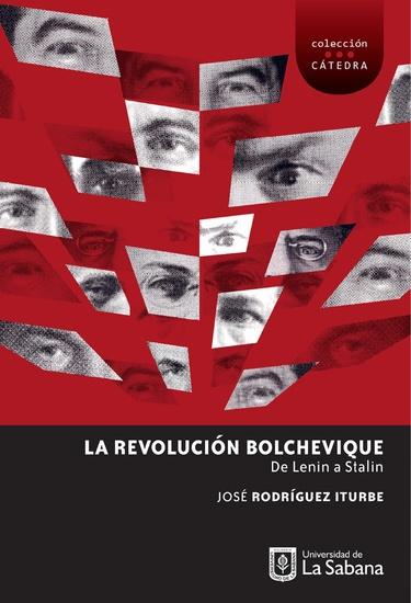La Revolución Bolchevique: de Lenin a Stalin - cover