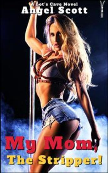 My Mom The Stripper! - cover