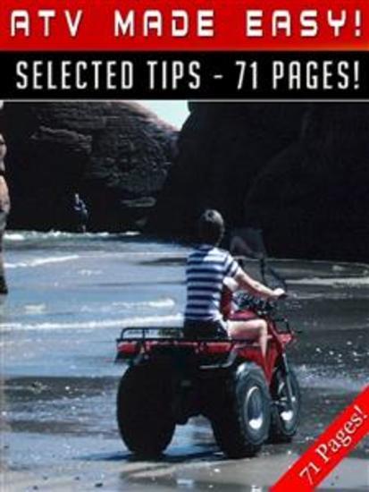 ATV Made Easy - cover