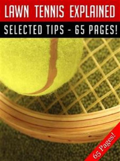 Lawn Tennis Explained - cover