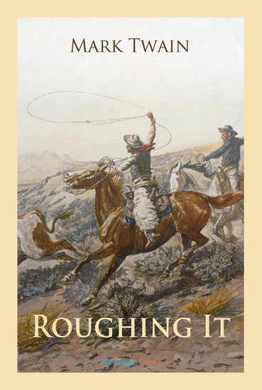 Roughing It - cover