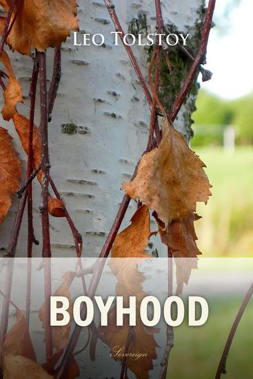 Boyhood - cover