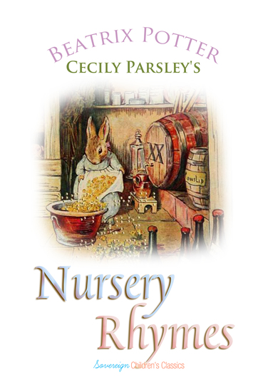 Cecily Parsley's Nursery Rhymes - cover