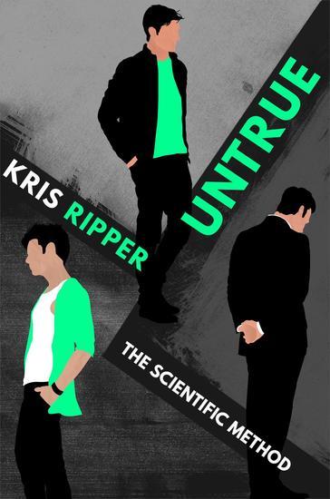 Untrue - Scientific Method Universe #9 - cover