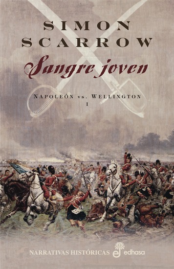 Sangre joven (I) - cover
