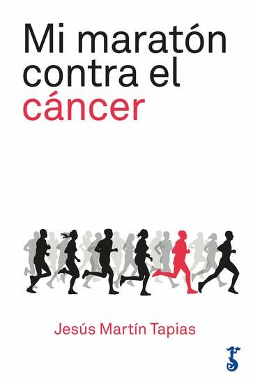 Mi maratón contra el cáncer - cover