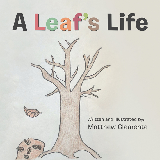A Leaf'S Life - cover