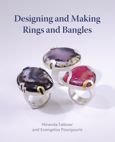 Designing and Making Rings and Bangles - cover