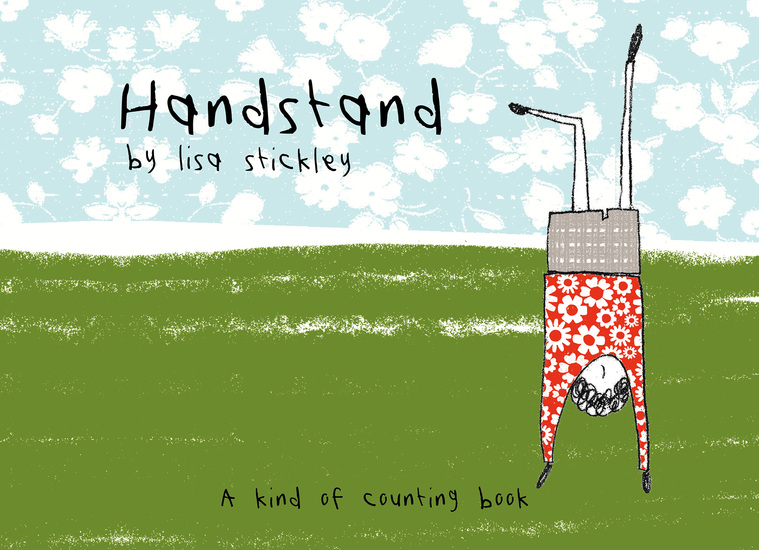 Handstand - A kind of counting book - cover