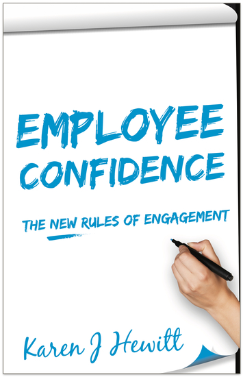 Employee Confidence - The new rules of Engagement - cover