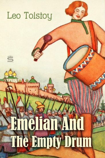 Emelian And The Empty Drum - cover