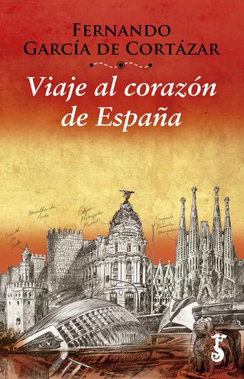 Viaje al corazón de España - cover
