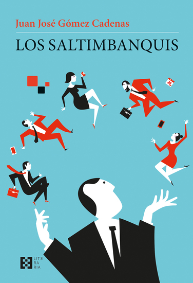 Los saltimbanquis - cover