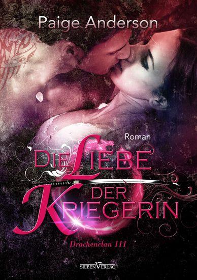Die Liebe der Kriegerin - cover