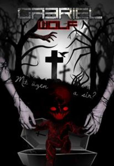 Mit üzen a sír? - cover