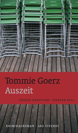 Auszeit - Friedo Behütuns' vierter Fall - Frankenkrimi - cover