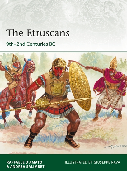 The Etruscans - 9th–2nd Centuries BC - cover