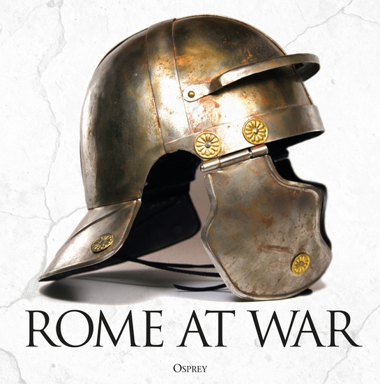 Rome at War - cover