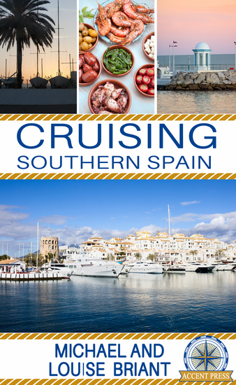 Cruising Southern Spain - cover