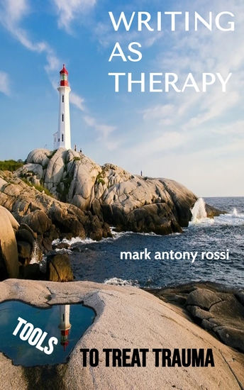 Writing As Therapy - Tools to Treat Trauma - cover