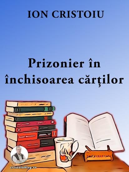 Prizonier în închisoarea cărților - cover